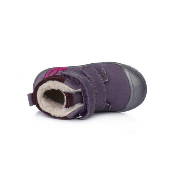 Ponte20 Szupinált kislány téli cipő #DA03-1-381A