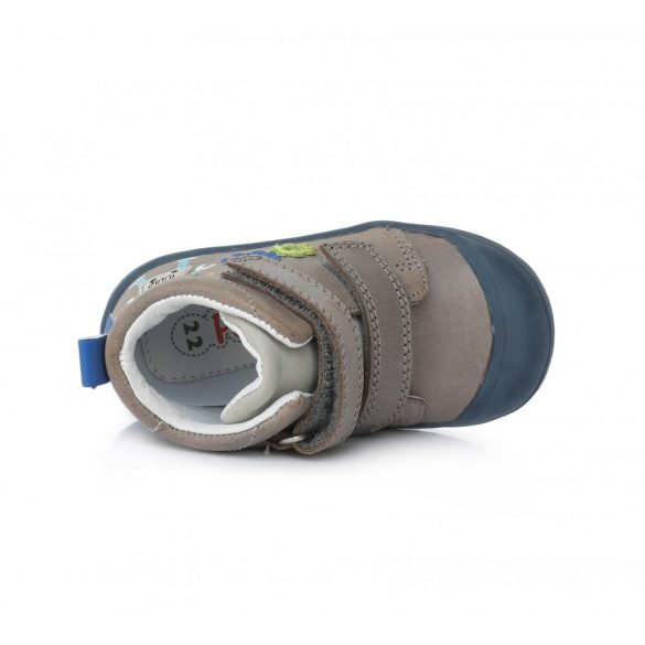 Ponte20 Szupinált kisfiú bokacipő #DA03-1-414