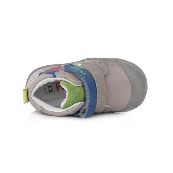 Ponte20 Szupinált kisfiú bokacipő #DA03-1-716