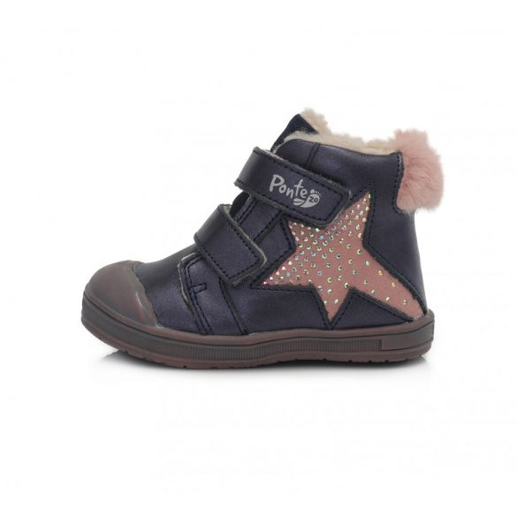 Ponte20 Szupinált kislány téli cipő #DA03-1-748
