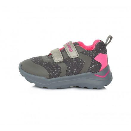 DD Step Vízlepergető kislány sportcipő #F61-348B
