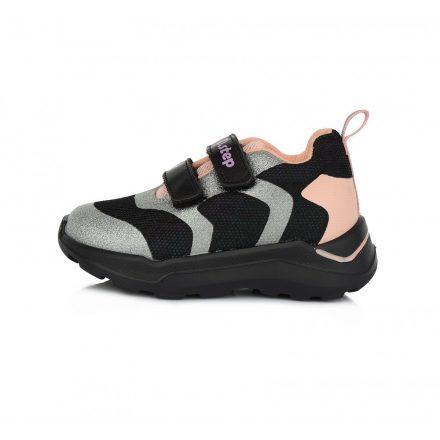 DD Step Vízlepergető kislány sportcipő #F61-348C