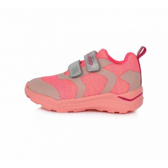 DD Step Vízlepergető kislány sportcipő #F61-394B