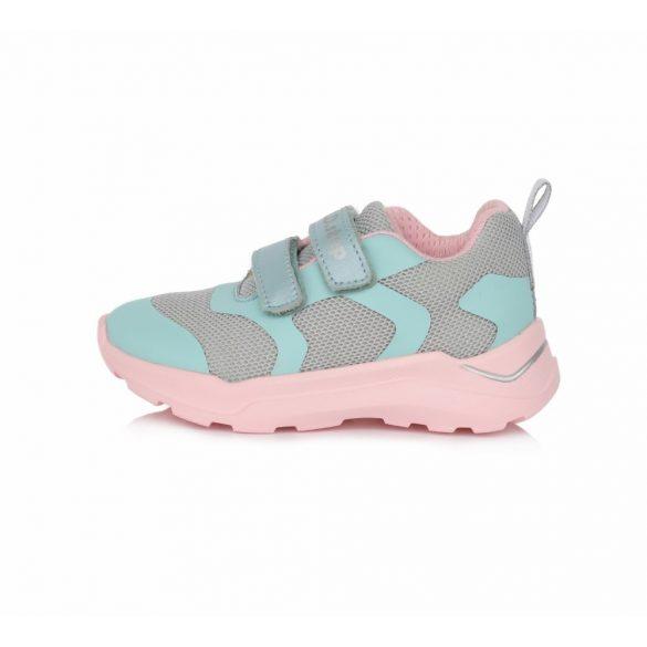 DD Step Vízlepergető kislány sportcipő #F61-394C