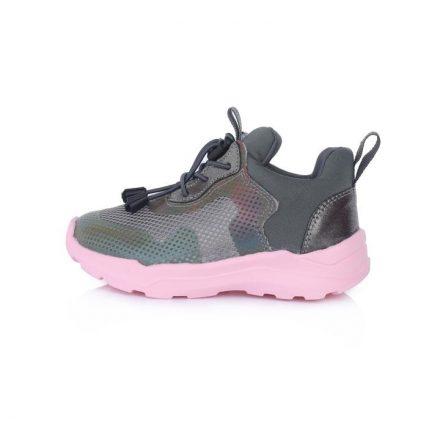 DD Step Vízlepergető kislány sportcipő #F61-553B